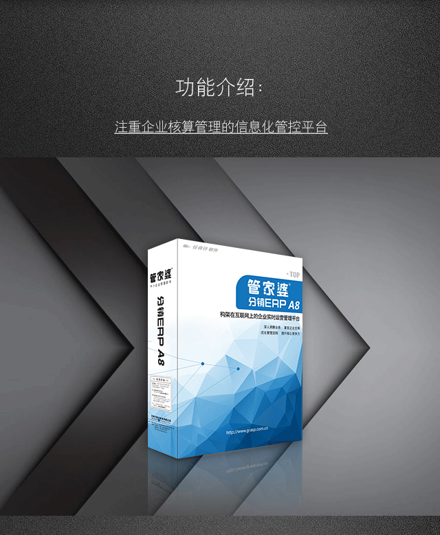 分销ERP A8